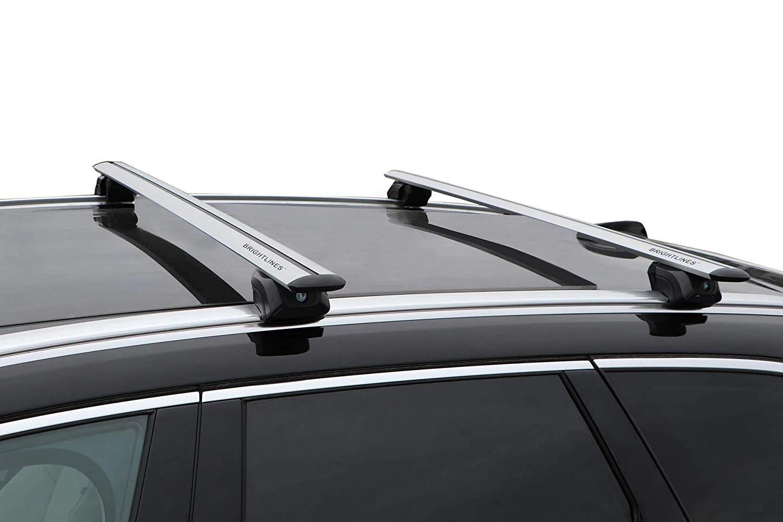 brightlines roof rack cross bars