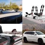 Brightlines Jeep Grand Cherokee Altitude Roof Rack Crossbars 2011 2021