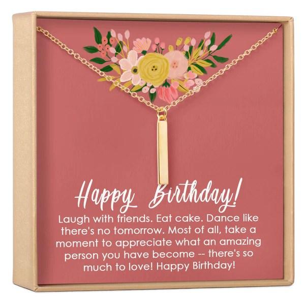 Happy Birthday Abi