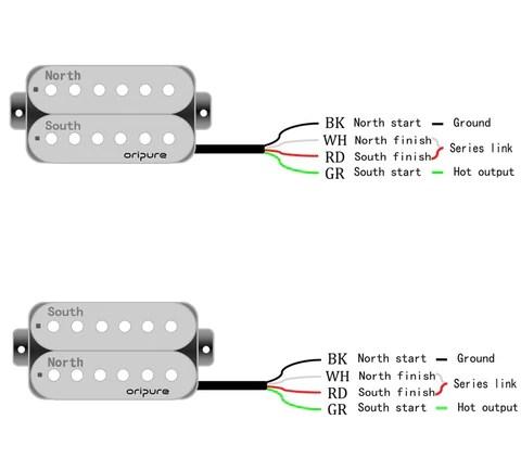 oripure pickup wiring diagramiknmusic