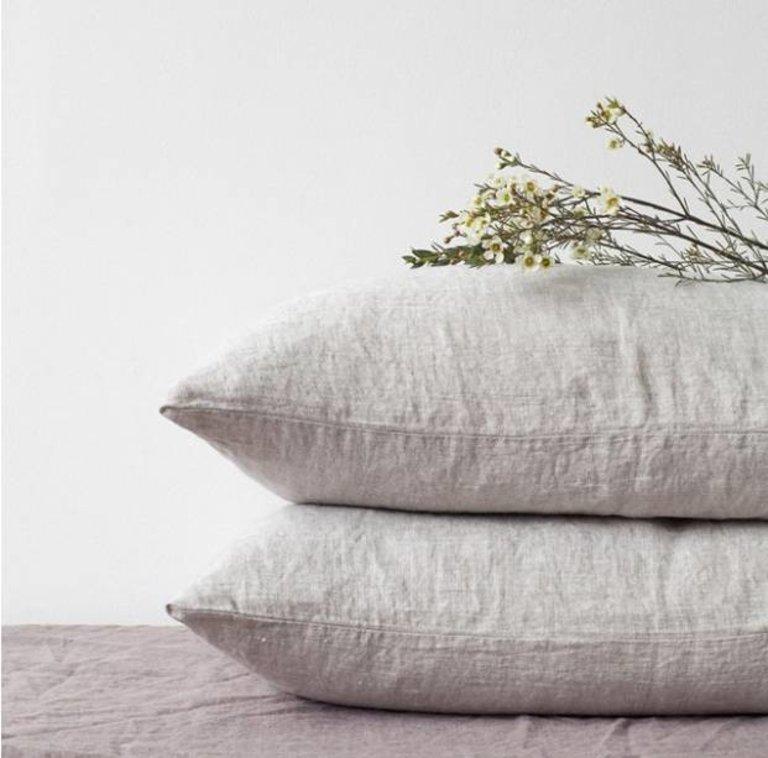 linen tales queen pillow case 50x70