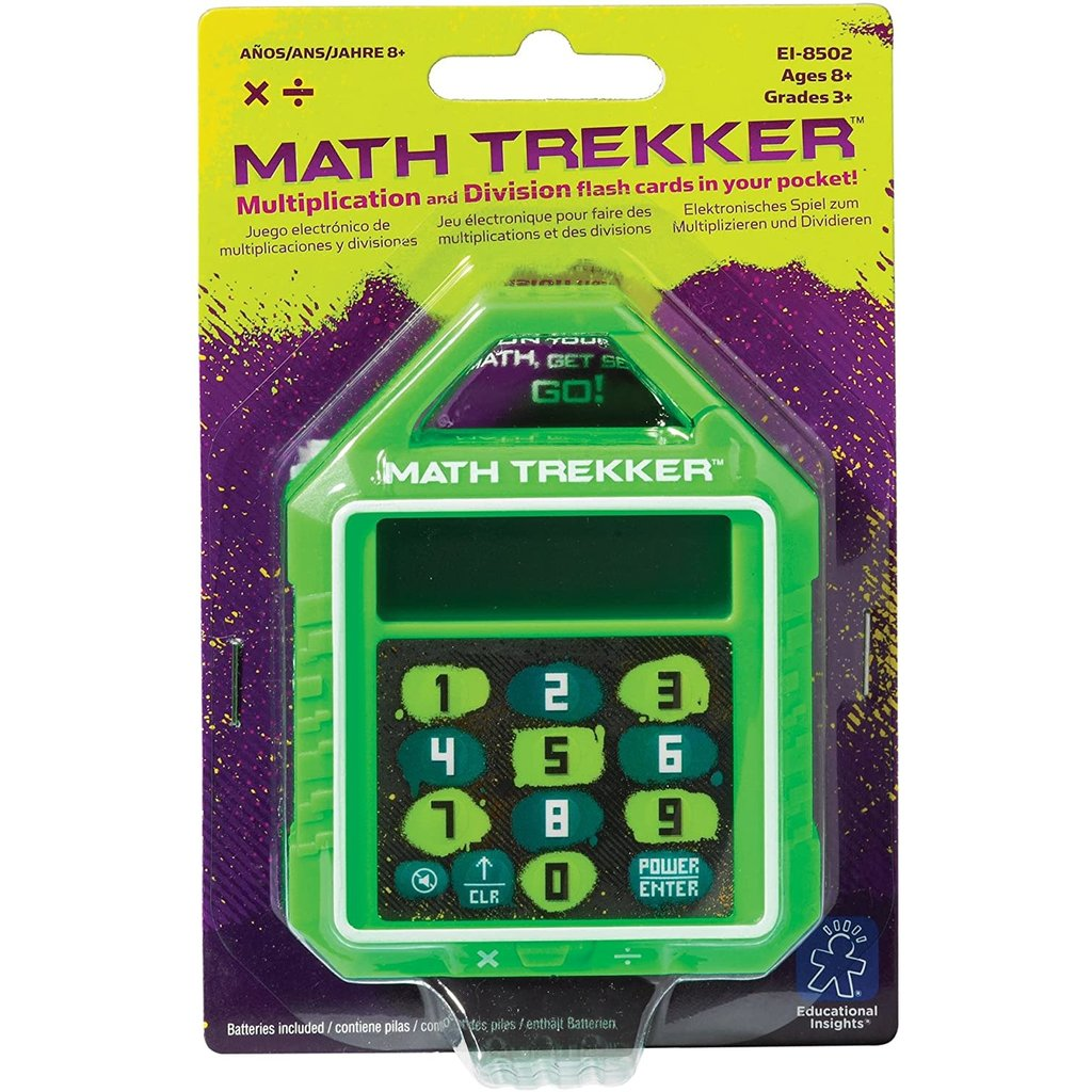 Math Trekker Multiplication Division