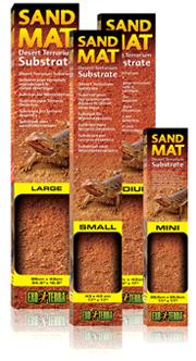 tapis de sable