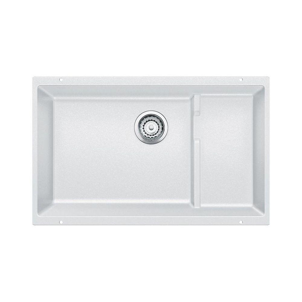 blanco 401482 precis cascade double undermount kitchen sink