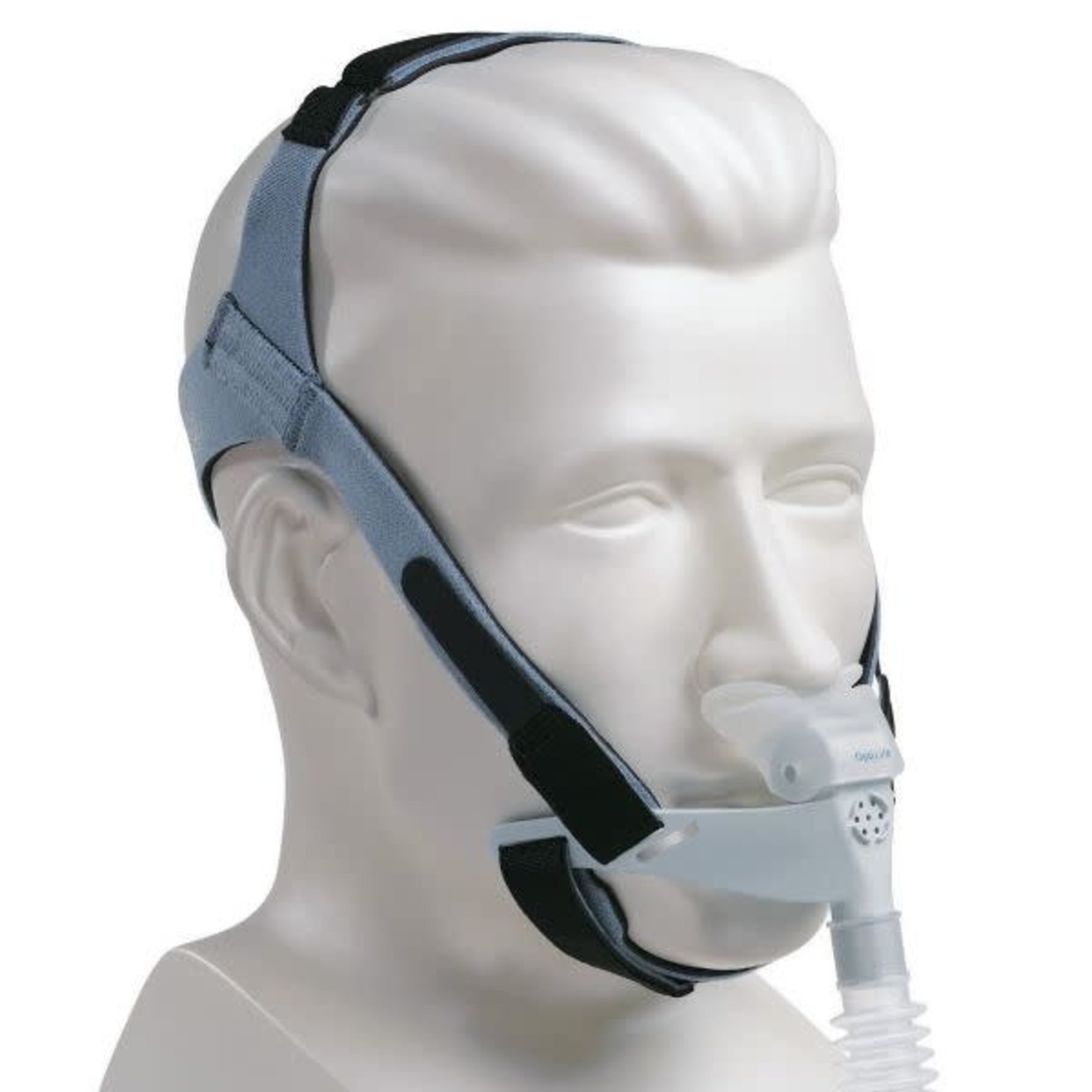 respironics optilife nasal pillow cpap mask w headgear