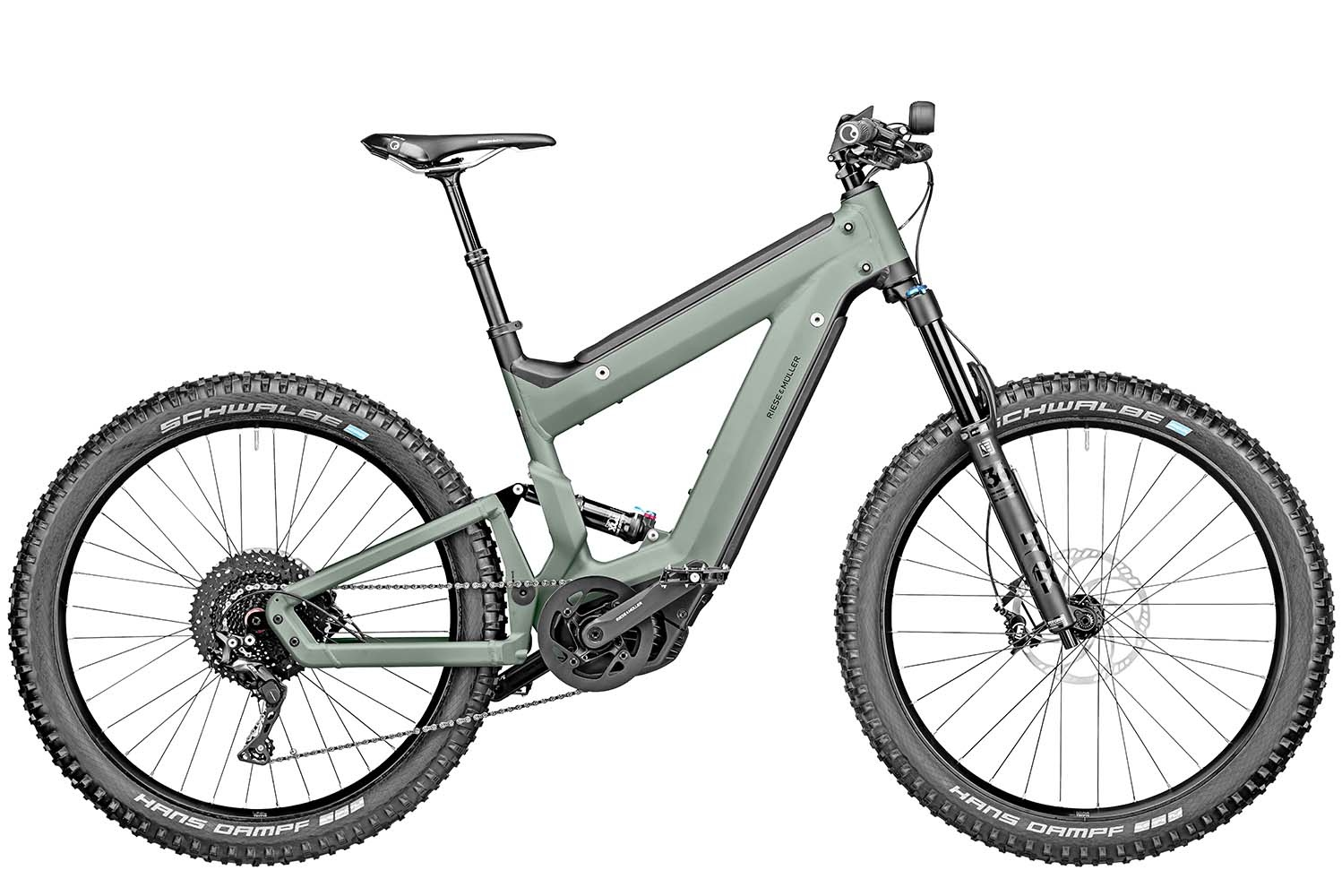 Riese Amp Muller Electric Bikes