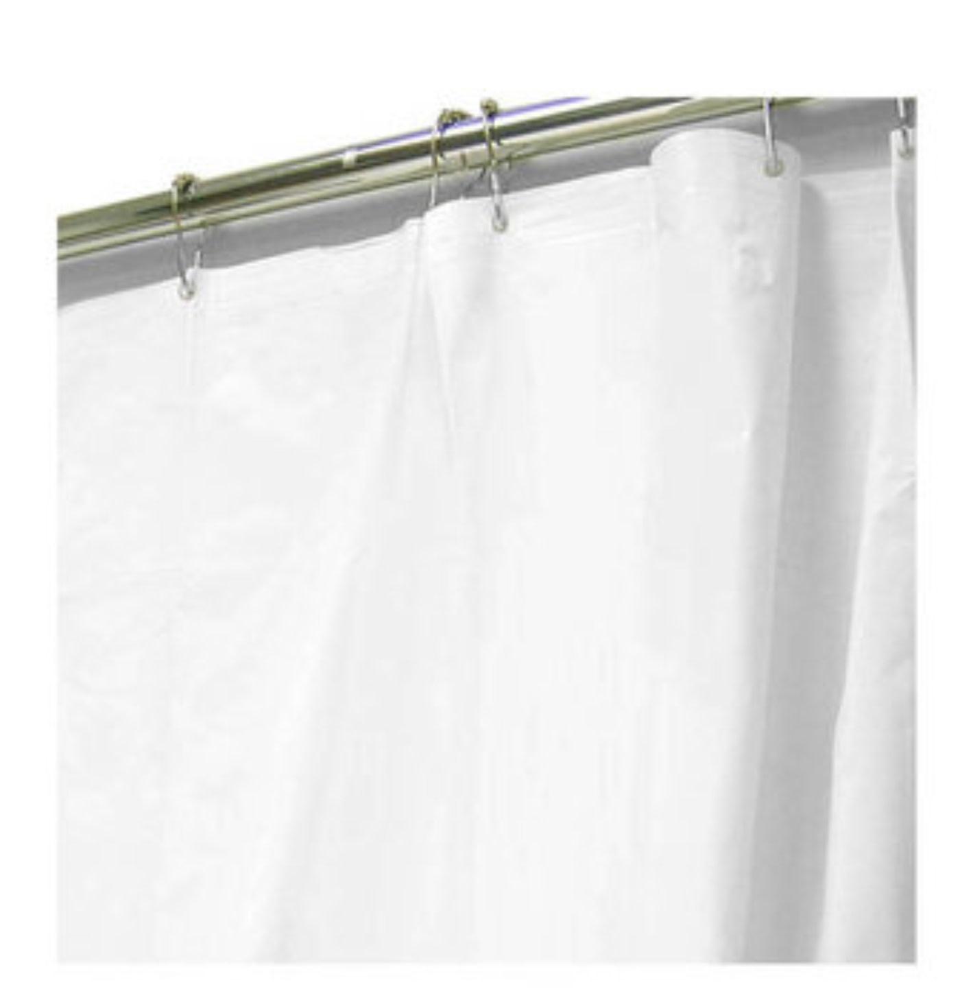 heavy gauge shower curtain liner mp12 70x72
