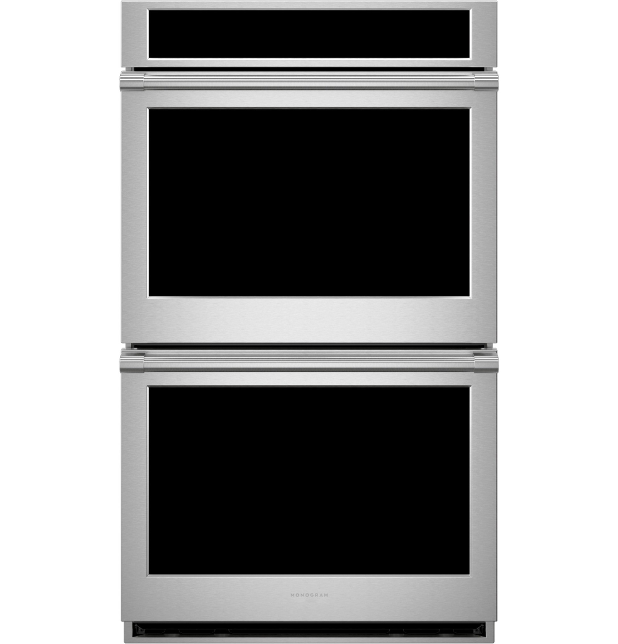 ge monogram 30 double wall oven stainless