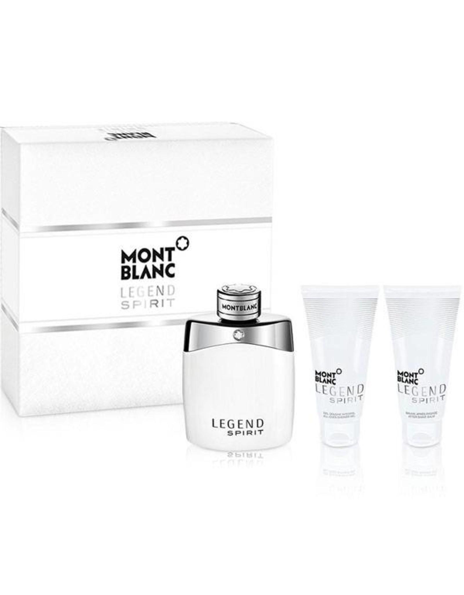 Mont Blanc Legend Spirit 3pc Set