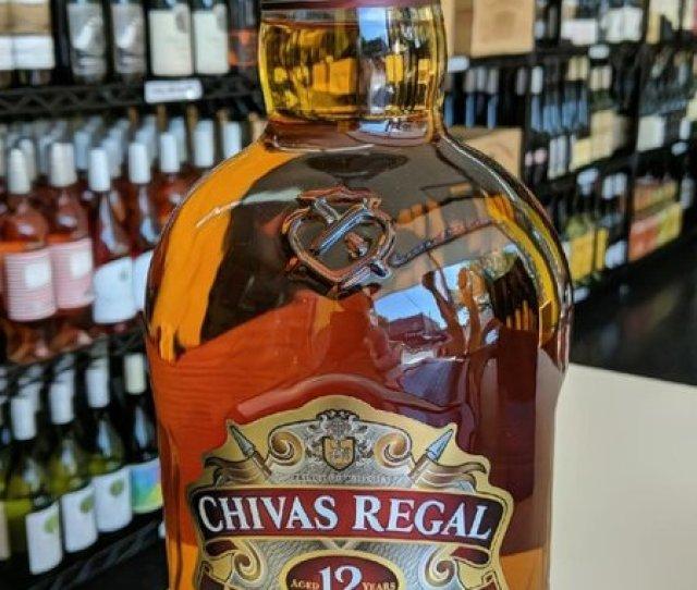 Chivas Regal Y Scotch Ml Divino