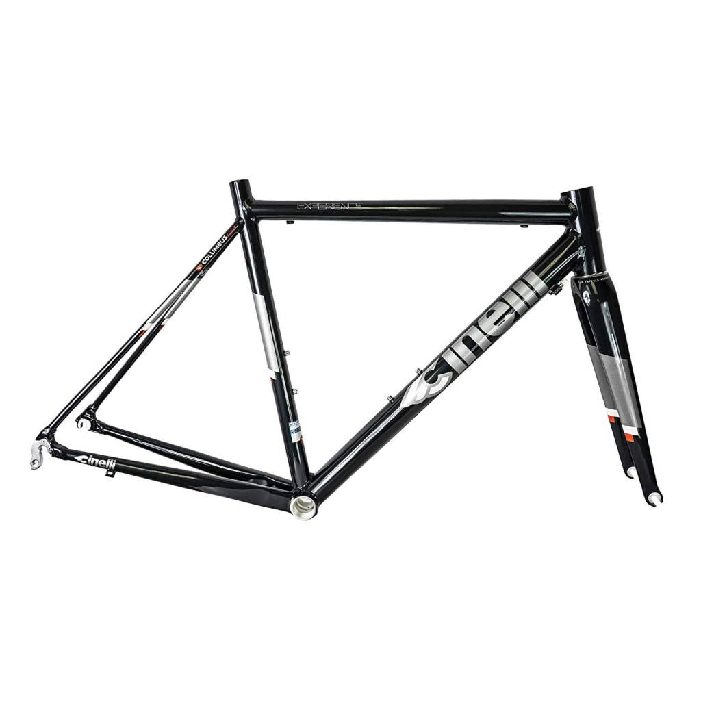 Cinelli Experience Road Frame Set Everything Turns Gray