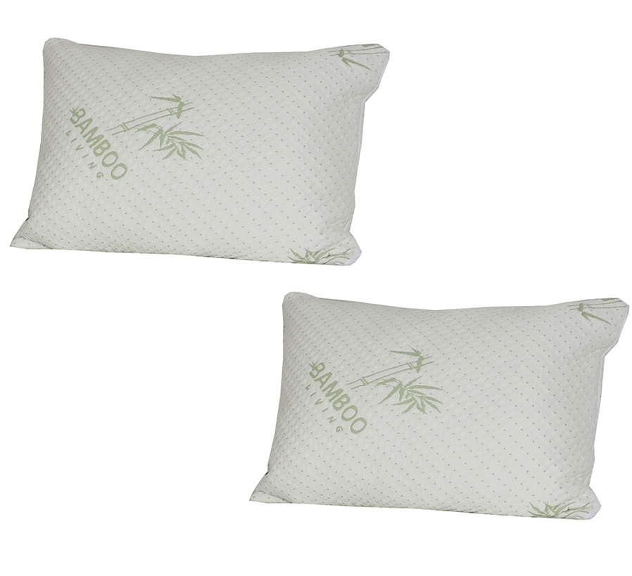 pair waterproof bamboo pillow protector