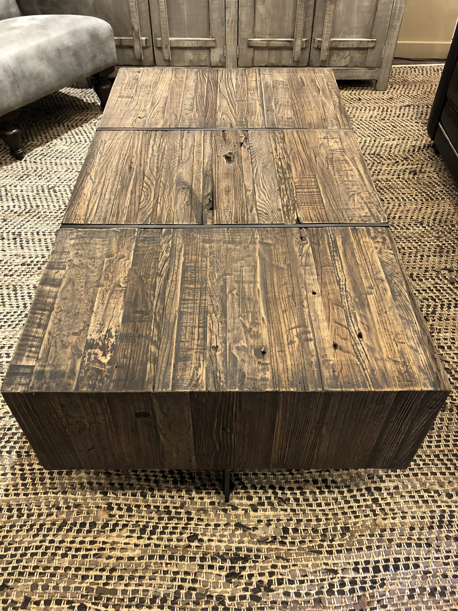 connell coffee table 54 x 30 x 18h