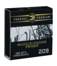 FEDERAL .209 - 209 MUZZLELOADING PRIMER (100 PRIMERS) - Lefebvre's Source  For Adventure