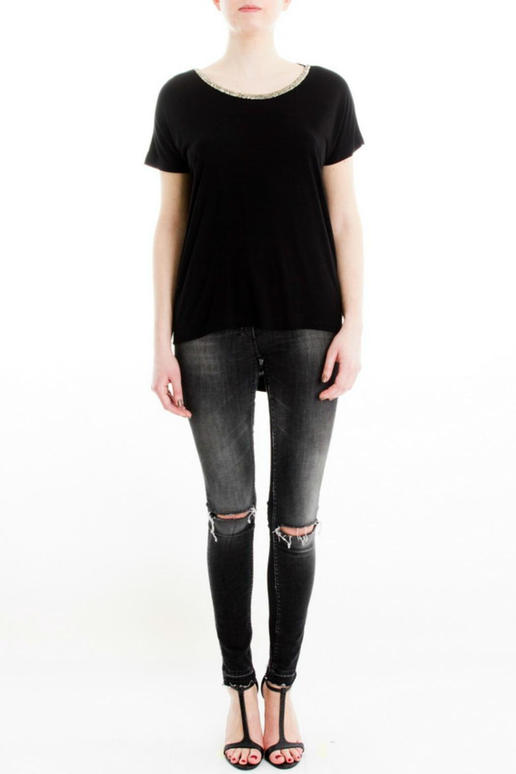 Religion Gloomy Tee From Virginia By Misguided Angels