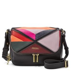 18cd39eb8 Fossil Preston Small Flap Crossbody From Omaha By Material Girl