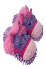Shoptiques Product: Fuzzy Friends Slipper