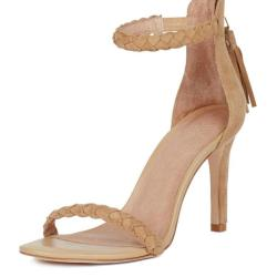 942012a84 Joie Nia Braided Heel From Canada By Era Style Loft Shoptiques