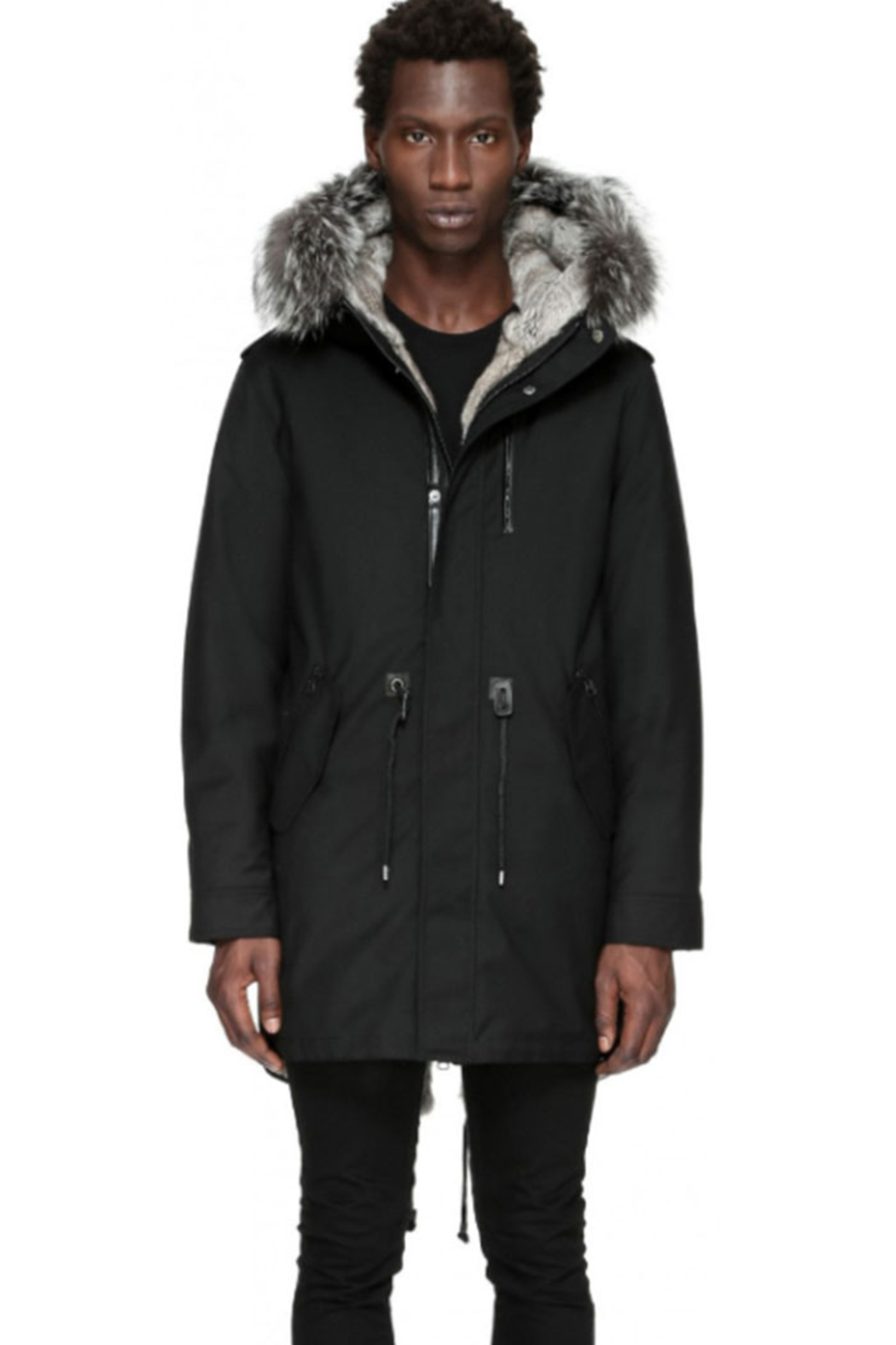 Mackage Mens Moritz X Twill Parka From Canada By Swartz