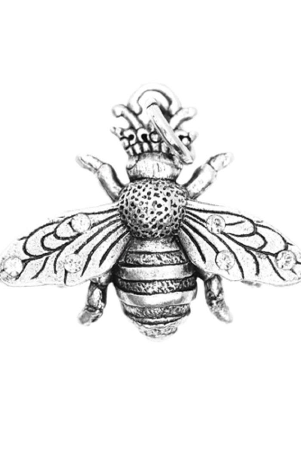 Beaucoup Designs Queen Bee Charm From Wisconsin By Bling