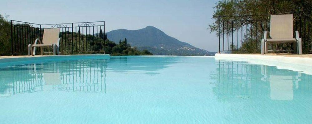 Korfucorfu De Korfu Ferienhaus Villa Aphrodite Mit Pool