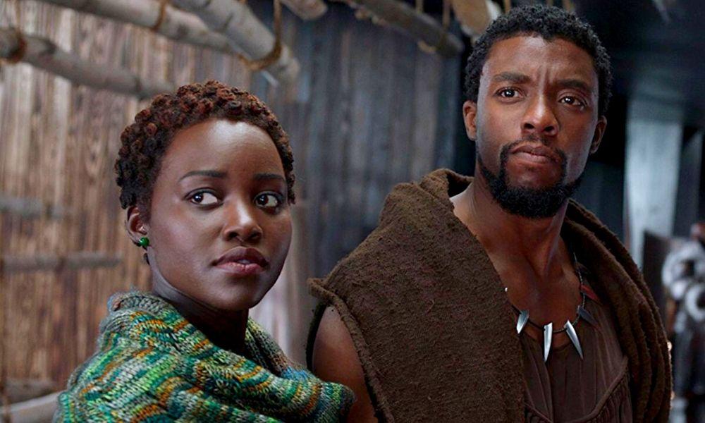 Lupita Nyong'o comparte un emotivo homenaje a Chadwick Boseman