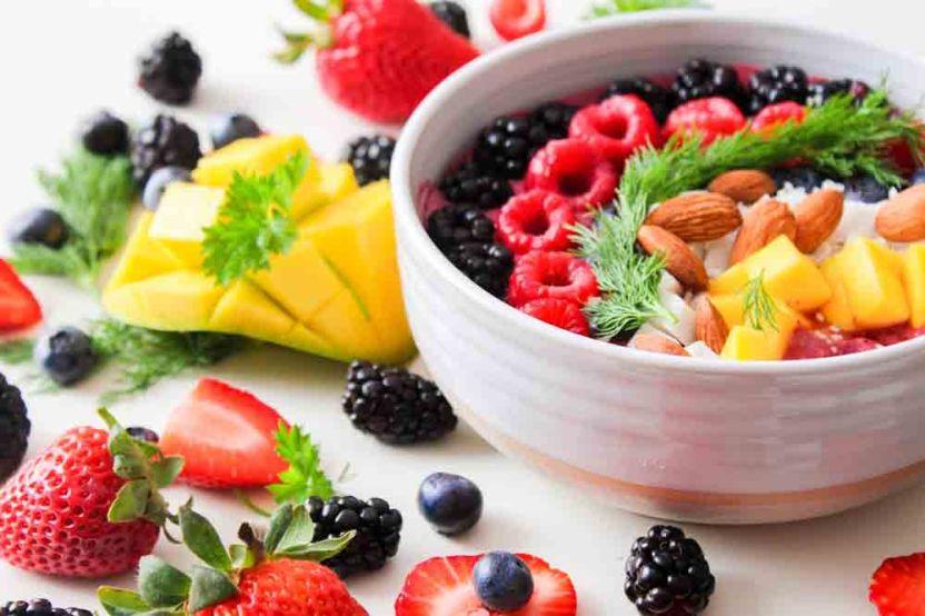 Alimentos para una correcta dieta gastritis
