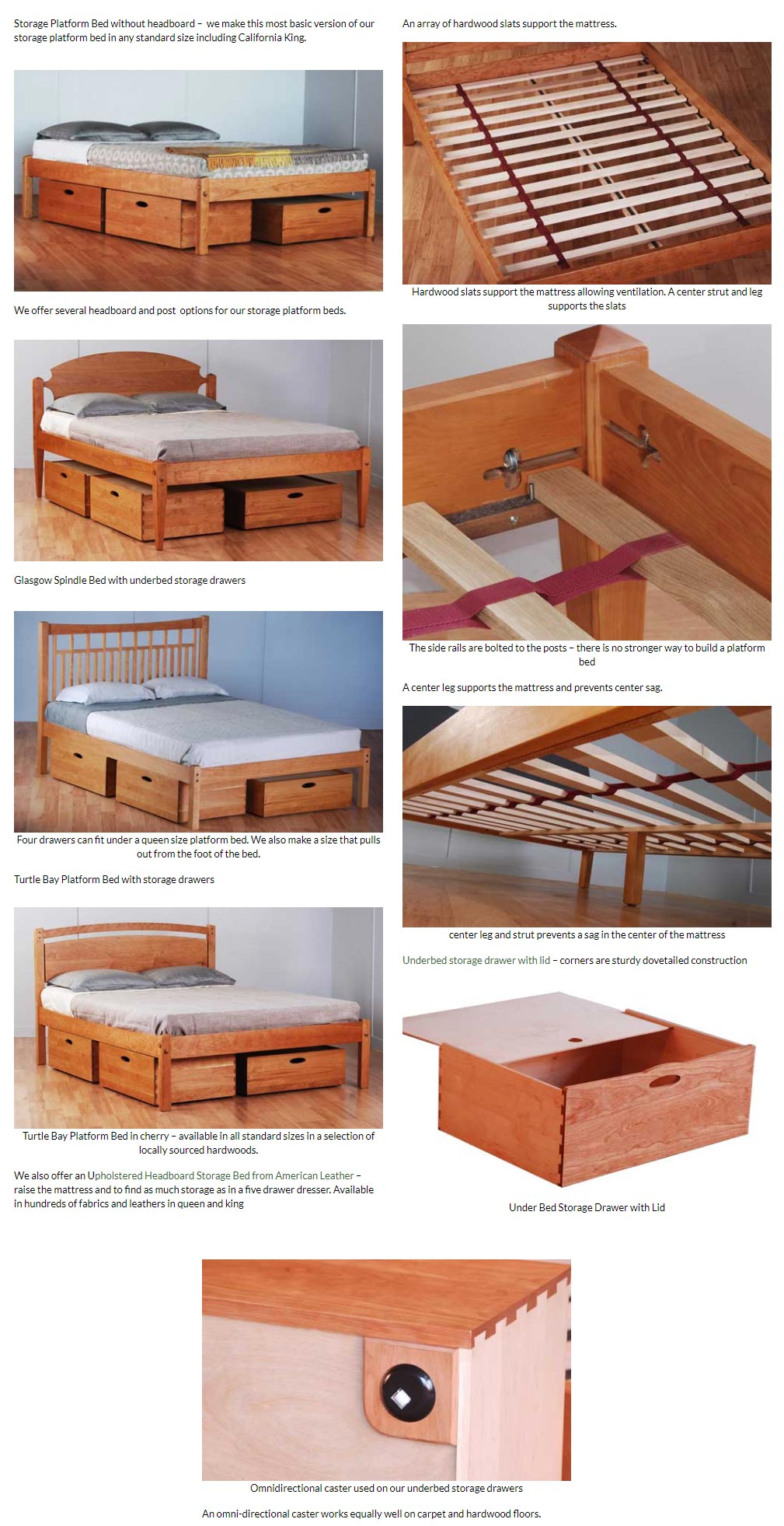 storage platform beds scott jordan