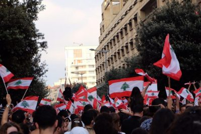 Lebanon stays in limbo as protests proceed - Mission Community Information