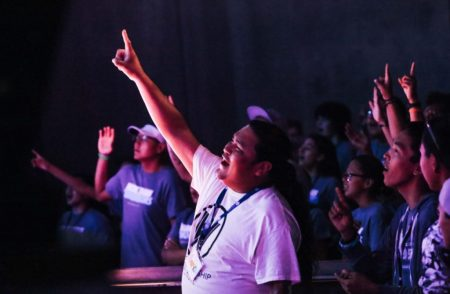 Warrior Leadership Summit Begins July 1 Sharing the Hope of Christ with Native American Youth
