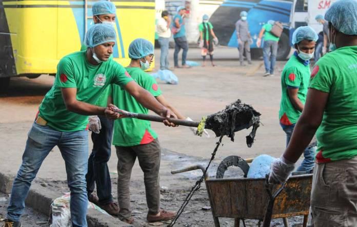 বিহাইন্ড দা জার্নি- পর্ব-৫৪: পরিচ্ছনতা এবং উপলব্ধিবোধ জাগ্রত করার প্লাটফর্ম হিসেবে BD Clean