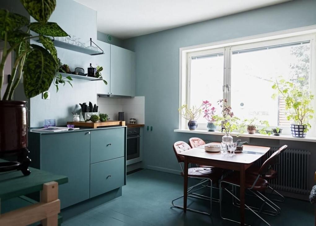 Thiết kế nhà bếp khác thường sẽ được ghi nhớ trong một thời gian dài