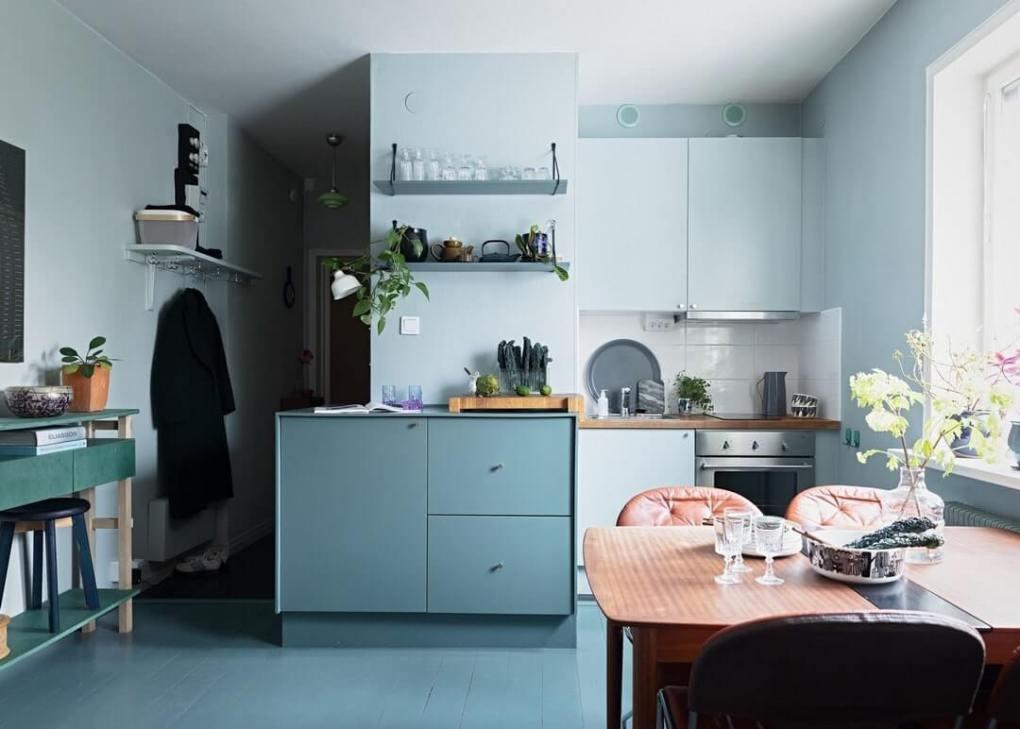 Thiết kế nhà bếp khác thường