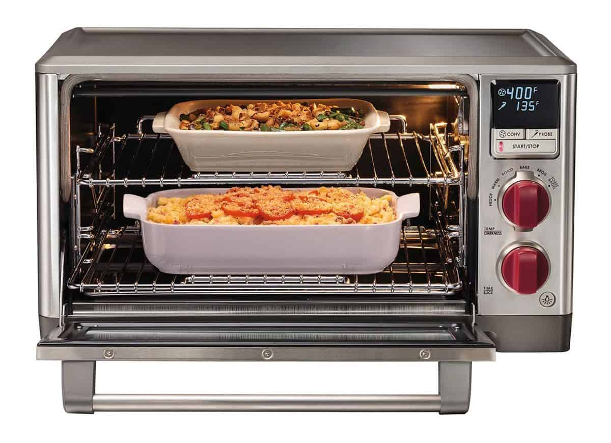 is the wolf countertop oven really