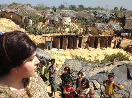 Devastating Fire Could Send More Rohingya Refugees to Bhasan Char