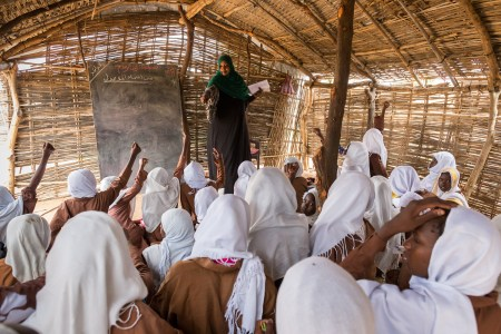 Christian Education Lacking in Sudan's Nuba Mountains