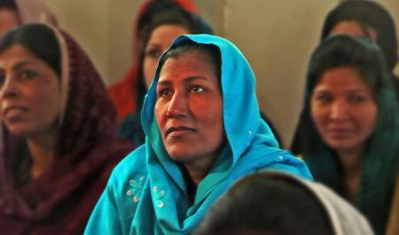 Pakistani Christian Women Serve Jesus Despite Ceaseless Oppression