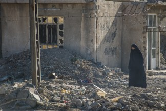 It's a Complicated Process Ensuring Safety for Iraq's Minorities