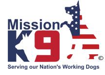 Mission K9 Rescue Logo