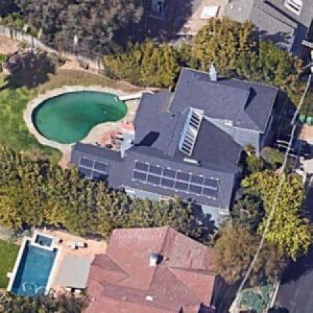 Peter Fonda's house in Los Angeles, California.