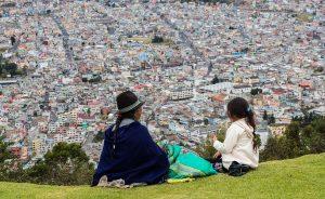 Ecuador protests disturb Compassion applications - Mission Community Information