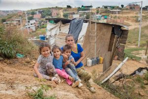 Compassion households report break-in try amid Colombia protests - Mission Community Information