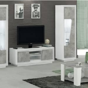 meuble tv avec colonne moins cher