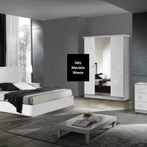 chambre adulte but nkl meuble wassa