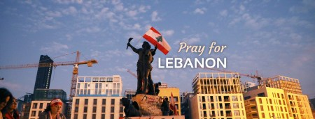 Hundreds of Lebanese Rally at Church to Urge Neutrality