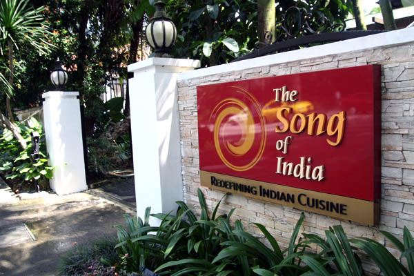 Song of India – 1 Michelin Star, Dining in a Historic Bungalow – DanielFoodDiary.com