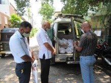 From Bombing Survivors to Coronavirus Victims, FARMS Lanka Providing Relief