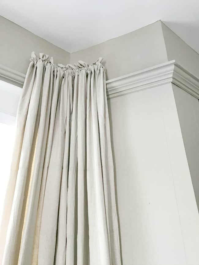 drop cloth curtains faq and other tips