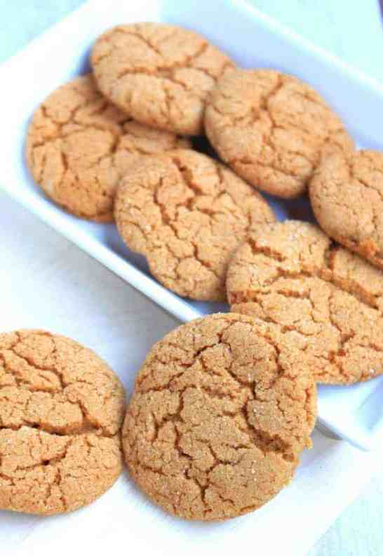 Old fashioned Ginger Cookies