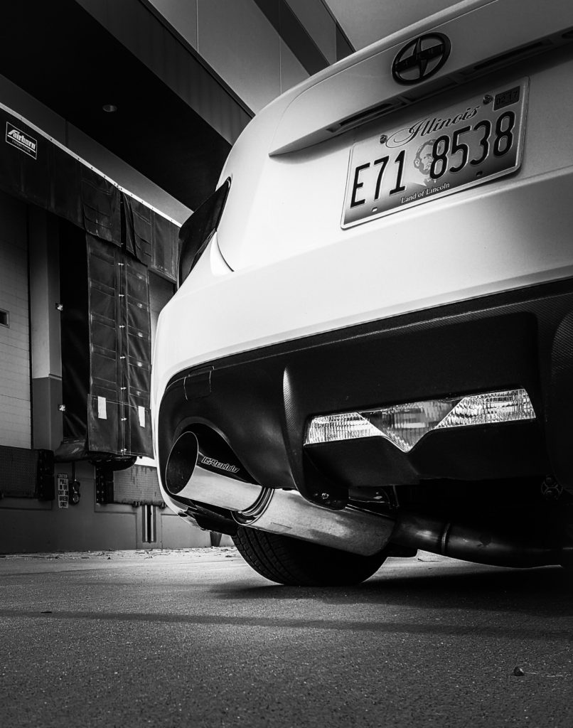 greddy revolution rs exhaust review